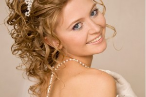 500x611px 7 Gorgeous Long Hair Wedding Styles With Veil Picture in Hair Style