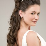 Wedding hairstyles , 7 Awesome Long Hair Bridesmaid Styles In Hair Style Category