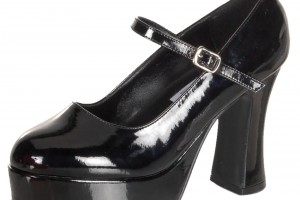 Shoes , 7 Nice Womans Wide Width Shoes : Wide Width Black