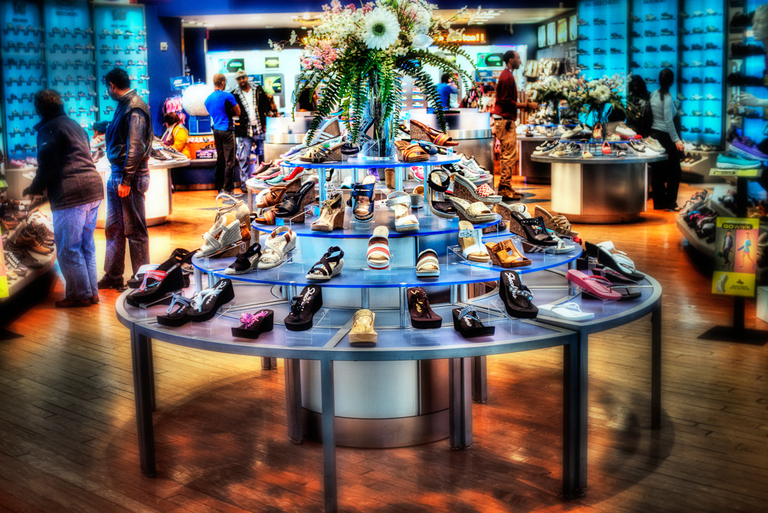 Image Gallery Shoestore