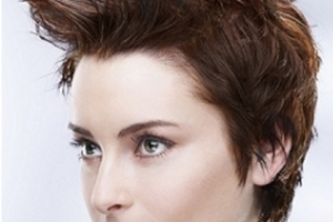 Hair Style , 8 Cool Short Spikey Hairstyles : Women spiky short hairstyle