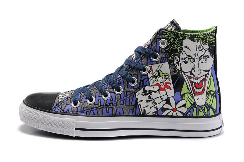 Shoes , 8 Cool Wonder Woman Converse Shoes : Wonder Woman Converse DC Shoes