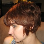 absolutely hating a style hair , 8 Wonderful Hairstyles For Growing Out Short Hair In Hair Style Category