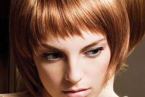 600x480px 8 Stunning Short Angled Bob Hairstyles Picture in Hair Style