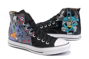 Shoes , 8 Cool Wonder Woman Converse Shoes : batman converse dc shoes