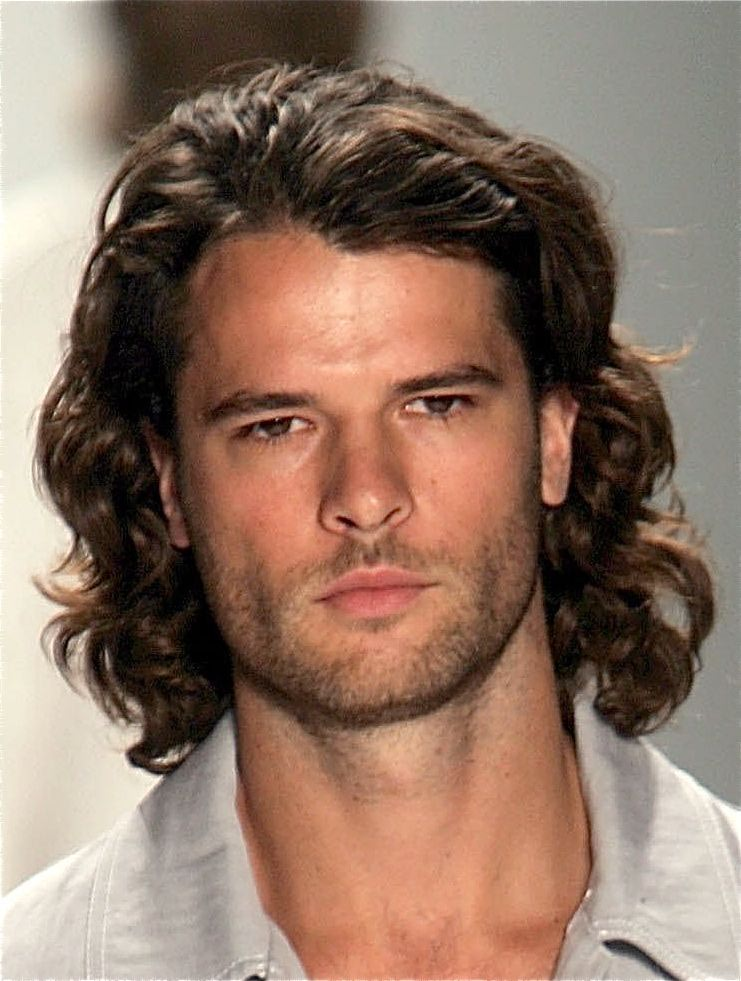 Hair Style , 5 Top Styling Mens Long Hair : Best Haircuts Long Hair