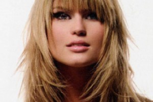 Hair Style , 7 Beautiful Haircut Styles For Long Hair With Side Bangs : best hairstyles for long hair 2013