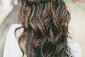 Hair Style , 7 Brilliant Long Curly Hair Prom Styles : curly braiding hair styles