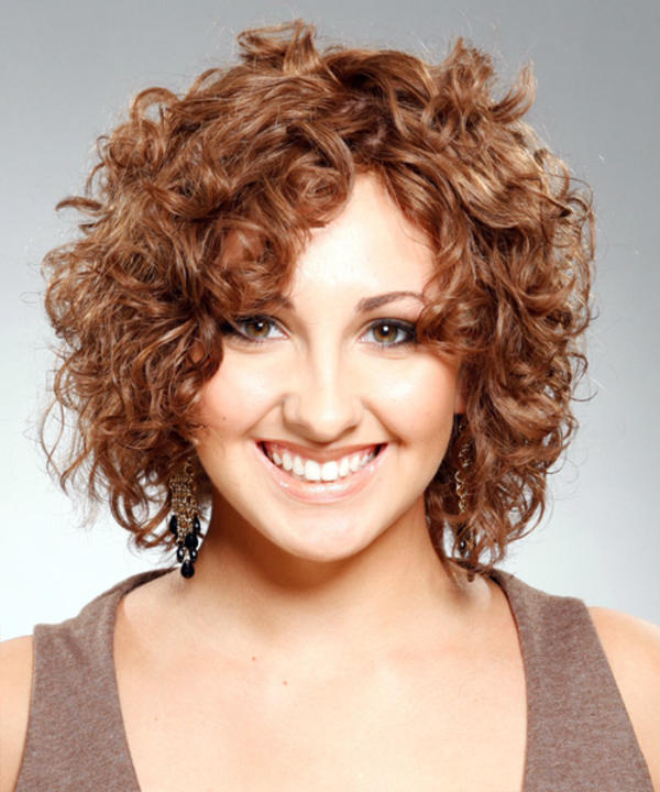 5 Nice Naturally Curly Short Hairstyles in Hair Style