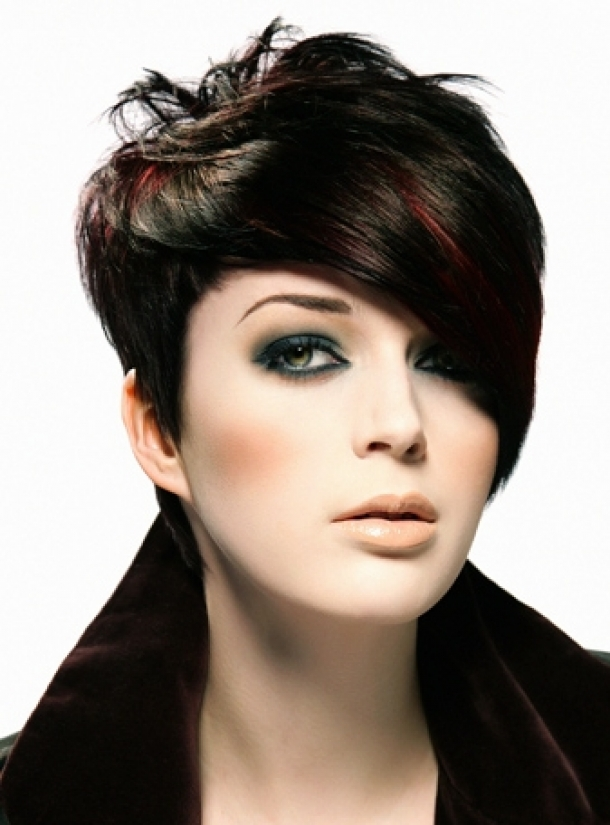 6 Nice Edgy Short Hairstyles in Hair Style