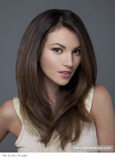 7 Wonderful Styling Long Layered Hair in Hair Style