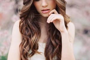 Hair Style , 7 Awesome Long Hair Bridesmaid Styles : hair style