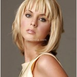 heart shaped face hairstyles short , 6 Wonderful Short Hairstyles For Heart Shaped Faces In Hair Style Category