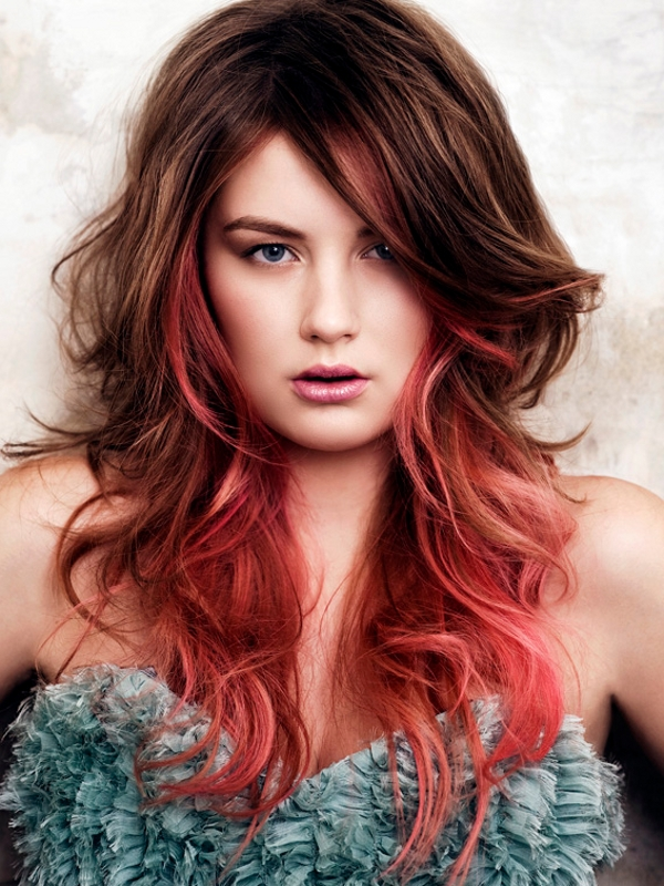 7 Best Rated Hair Dye Styles For Long Hair in Hair Style