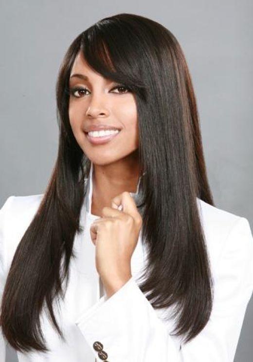 7 Fabulous Long Weave Hair Styles in Hair Style