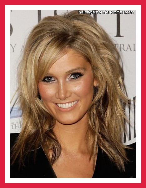 Hair Style , 5 Excellent Long Hair Styles For Oval Faces : Medium Hair Styles