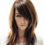 new hairstyles , 7 Beautiful Haircut Styles For Long Hair With Side Bangs In Hair Style Category