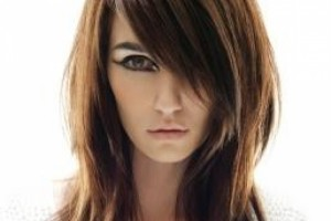 Hair Style , 7 Beautiful Haircut Styles For Long Hair With Side Bangs : new hairstyles