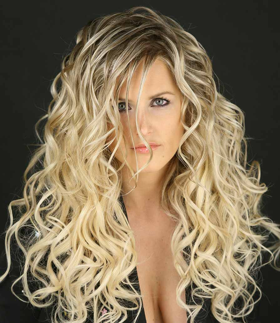 Perming hairstyle 6 wonderful long hair perm styles woman large 894 x 1030 urmus Image collections