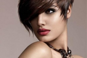 400x500px 4 Unique Short Hair Styles For Long Faces Picture in Hair Style