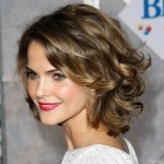 short curly hairstyle , 6 Nice Short Hairstyles For Thick Wavy Hair In Hair Style Category