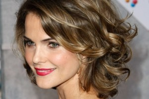Hair Style , 6 Nice Short Hairstyles For Thick Wavy Hair : short curly hairstyle