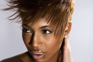Hair Style , 8 Cool Short Spikey Hairstyles : short hairstyles for black women