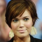 short hairstyles for round face shapes , 8 Beautiful Short Hairstyles For Round Faces And Thin Hair In Hair Style Category