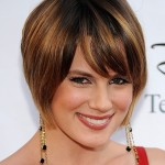 short hairstyles for thick hair , 6 Nice Short Hairstyles For Thick Wavy Hair In Hair Style Category