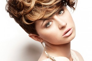 Hair Style , 7 Fabulous Homecoming Hairstyles For Short Hair : short hairstyles prom
