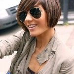 short hairstyles , 6 Cute Short Asymmetrical Hairstyles In Hair Style Category