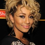 short layered hairstyles , 8 Cool Keri Hilson Short Hairstyles In Hair Style Category