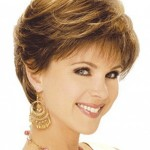 short red hairstyles , 8 Beautiful Short Feathered Hairstyles In Hair Style Category