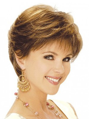 Hair Style , 8 Beautiful Short Feathered Hairstyles : Short Red Hairstyles