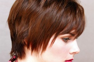 500x600px 9 Cute Short Textured Hairstyles Picture in Hair Style