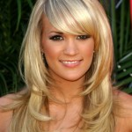 style for long hair , 7 Beautiful Haircut Styles For Long Hair With Side Bangs In Hair Style Category