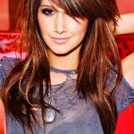 style hair for women , 6 Hottest Bang Styles For Long Hair In Hair Style Category