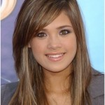 style haircuts , 7 Beautiful Haircut Styles For Long Hair With Side Bangs In Hair Style Category