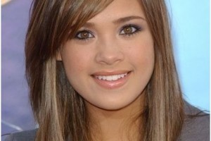 Hair Style , 7 Beautiful Haircut Styles For Long Hair With Side Bangs : style haircuts