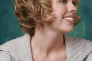600x799px 6 Nice Short Permed Hairstyles Picture in Hair Style