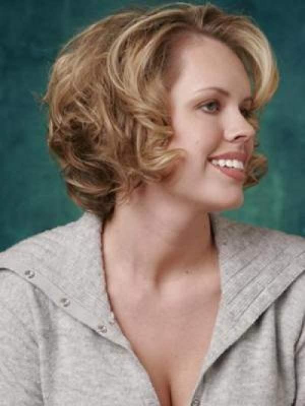 6 Nice Short Permed Hairstyles in Hair Style