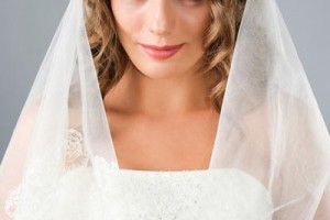 400x600px 7 Gorgeous Long Hair Wedding Styles With Veil Picture in Hair Style