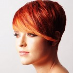 wispy short hair style for fall , 6 Cute Short Wispy Hairstyles In Hair Style Category