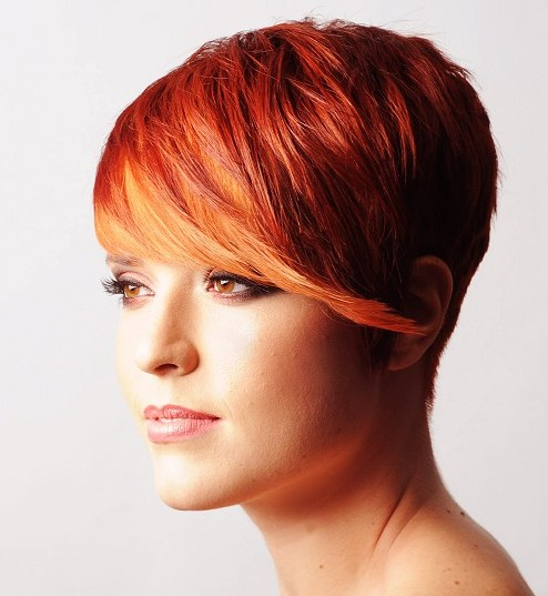 Surprising Wispy Short Hair Style For Fall 6 Cute Short Wispy Hairstyles Short Hairstyles Gunalazisus