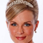 Best Bridesmaid Hairstyles for Short Hair , 8 Beautiful Bridesmaid Hairstyles For Short Hair In Hair Style Category