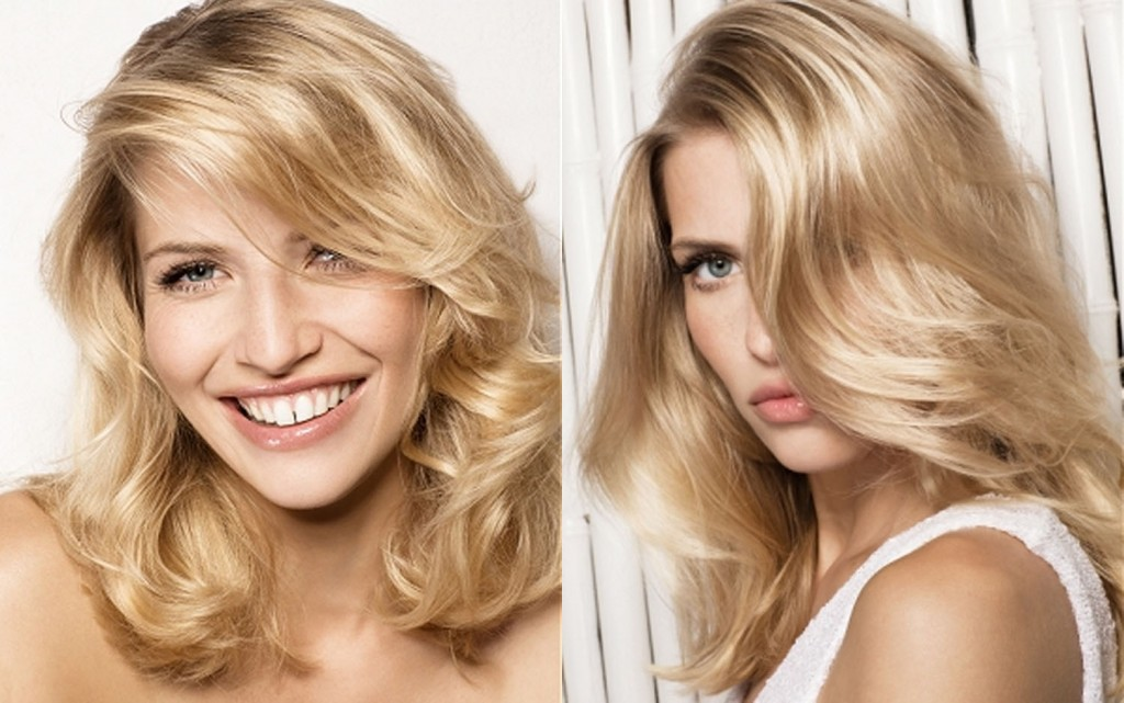 6 Wonderful Hair Styling Ideas For Medium Length Hair in Hair Style