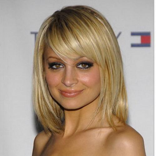 Swell Blonde Medium Length Hairstyles 9 Good Pictures Of Medium Length Short Hairstyles Gunalazisus