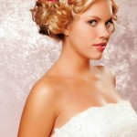 Bridesmaid hairstyles for short hair pictures , 8 Beautiful Bridesmaid Hairstyles For Short Hair In Hair Style Category