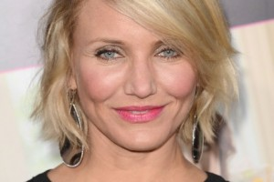 Hair Style , 8 Nice Short Bob Hairstyles With Layers : Cameron Diaz Layered Short Choppy Bob Hairstyle