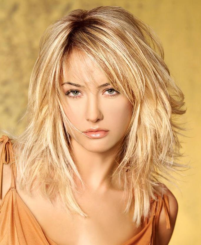 Hair Style , 8 Cool Medium Hair Cuts Styles : Cool Easy Hairstyles